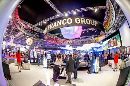 GREAT SUCCESS OF THE R. FRANCO GROUP IN LONDON