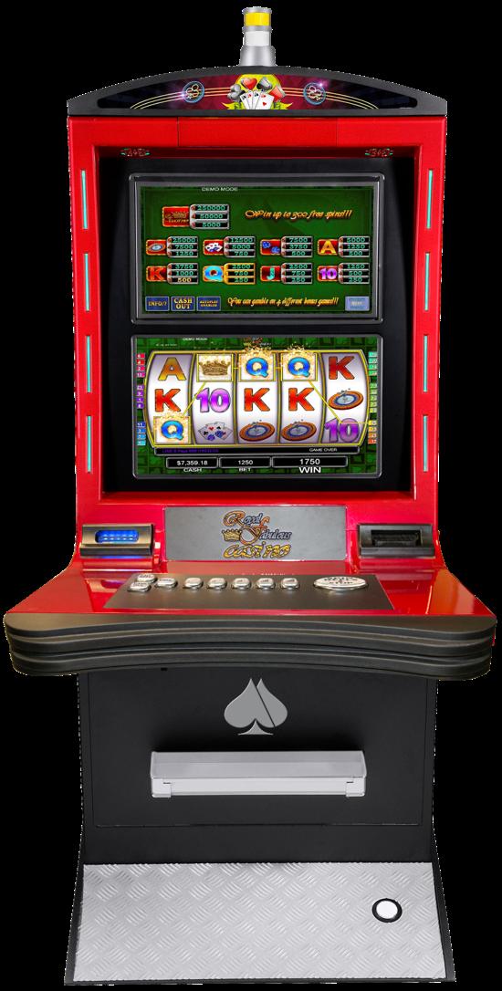 Royal Fabulous Casino Slot Machine