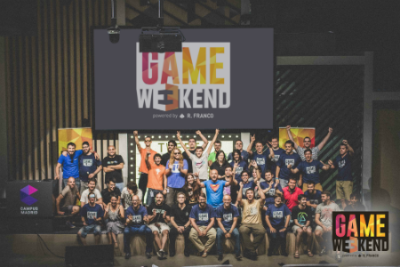 R. Franco held its first Game Weekend at Google's space for entrepreneurs