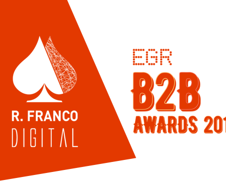 R. Franco Digital, nominado en los EGR AWARDS 2019